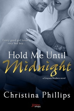 Hold Me Until Midnight (Grayson Brothers, #1)