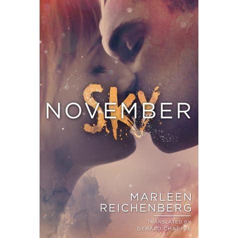 November Sky By Marleen Reichenberg