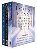 The Chief Inspector Armand Gamache Series, Books 7-9