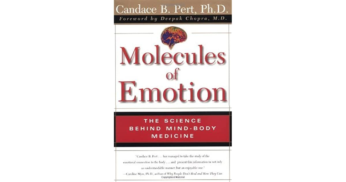 molecules of emotion candace pert