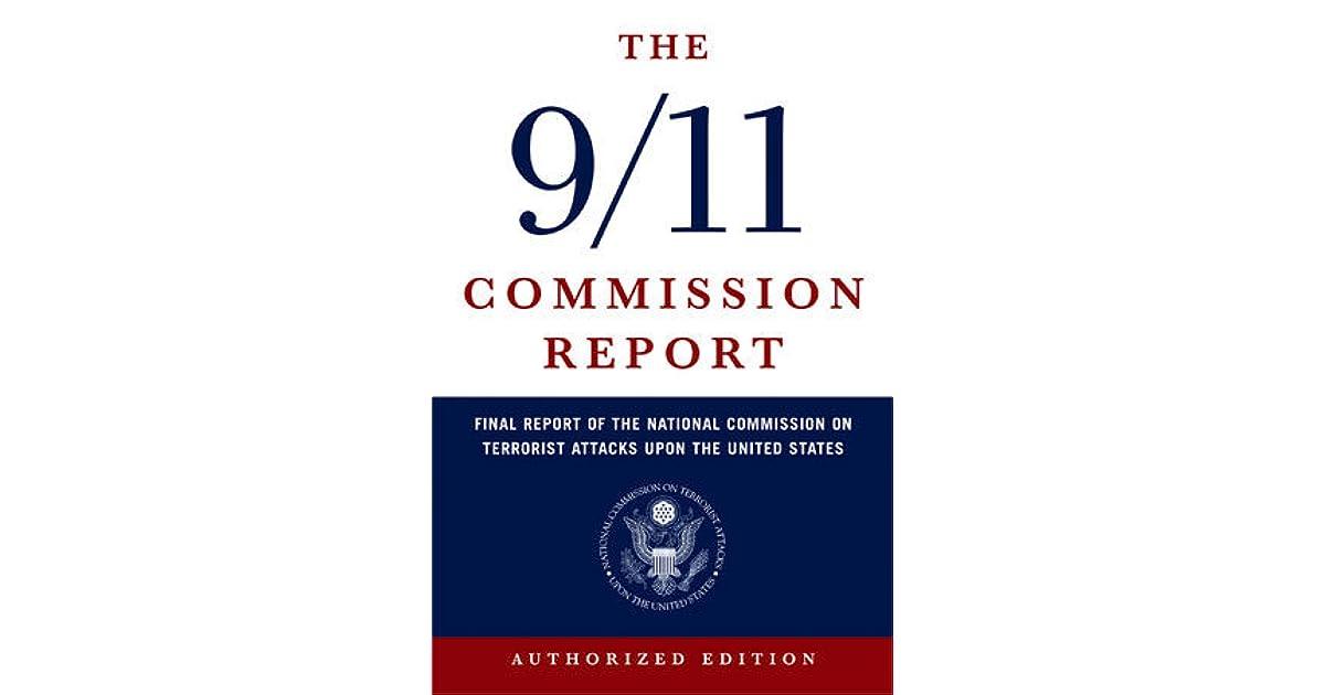 9 11 commission report comic book