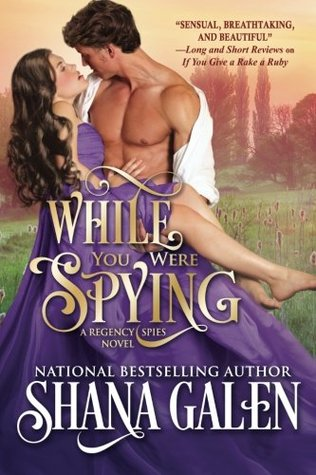 While You Were Spying (Regency Spies #0.5)