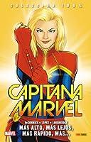 Capitana Marvel: Más alto, más lejos, más rápido, más...
