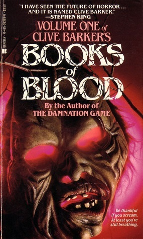 Books of Blood, Volume One by Clive Barker