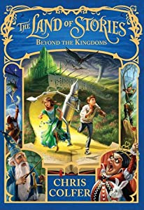 Beyond the Kingdoms (The Land of Stories, #4)