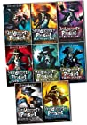 Skulduggery Pleasant #1-8 (Skulduggery Pleasant, Playing with Fire, The Faceless Ones, Dark Days, Mortal Coil, Death Bringer, Kingdom of the Wicked, Last Stand Of Man)