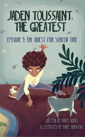 The Quest for Screen Time by Marti Dumas