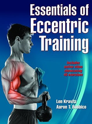 Book cover Essentials of Eccentric Training (2015, Human Kinetics, Inc