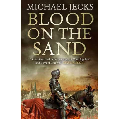 Blood On The Sand The Vintener Trilogy 2 By Michael Jecks