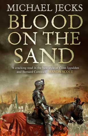 Blood on the Sand (The Vintener Trilogy #2)