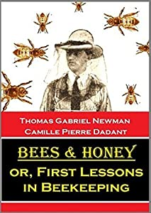 Bees and Honey; or, First Lessons in Beekeeping