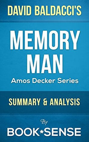 Memory Man: (Amos Decker series) by David Baldacci | Summary & Analysis