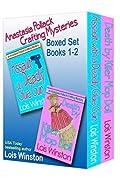 Anastasia Pollack Crafting Mysteries Boxed Set: Books 1-2