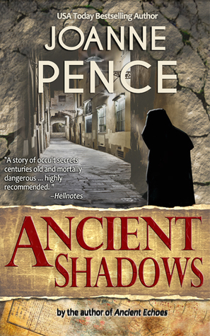 Ancient Shadows (Ancient Secrets #2) by Joanne Pence