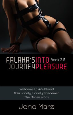 Falaha's Journey Into Pleasure (Falaha's Journey, #3.5)