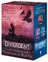 Divergent Series Boxed Set (Divergent, #1-3)