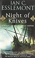 Night of Knives (Malazan Empire, #1)