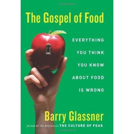 the gospel of food glassner barry