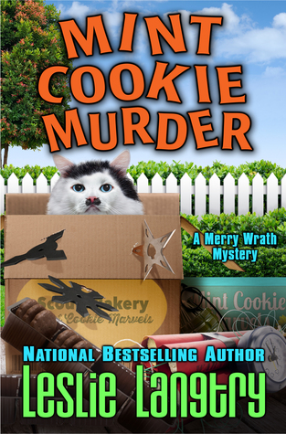 Mint Cookie Murder (Merry Wrath, #2)