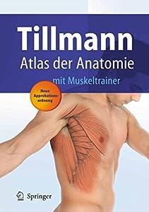 Atlas der Anatomie des Menschen: mit Muskeltrainer
