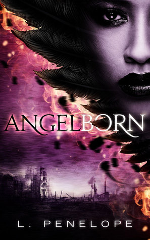 Angelborn (The Eternal Flame #1)