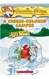 A Cheese-colored Camper (Geronimo Stilton, #16)
