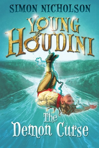 The Demon Curse (Young Houdini, #2)