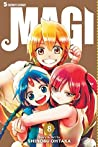 Magi, Vol. 8 by Shinobu Ohtaka