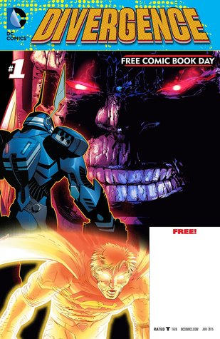 DC Comics: Divergence FCBD 2015 Edition