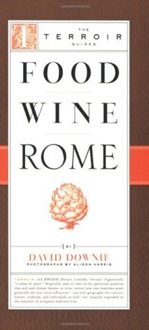 Food Wine Rome (Terroir Guides)