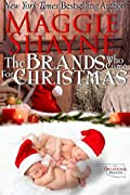 The Brands Who Came For Christmas (The Oklahoma Brands, #1)