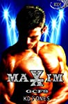 Maxim (Galactic Cage Fighters, #8)