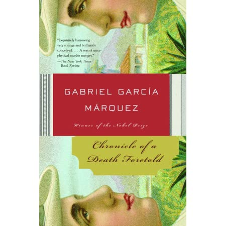 the theme of mystery and suspense in gabriel garcia marquezs chronicle of a death foretold Chronicle of a death foretold is an exceptional fiction novel by gabriel garcia marquez and published by vintage books in 1981 in chronicle of a death foretold, marquez utilizes magical realism to emphasize certain events.