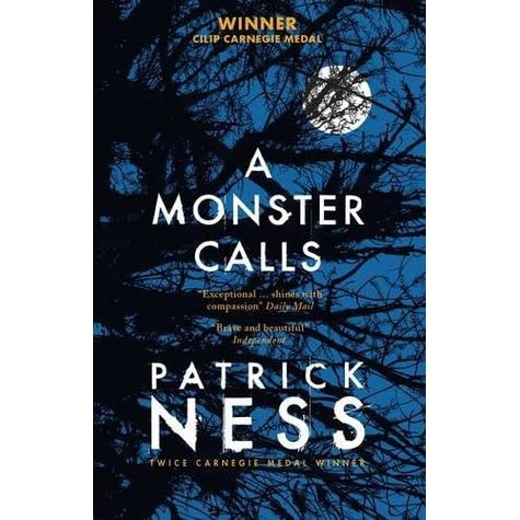 A monster calls by patrick ness fandeluxe Gallery