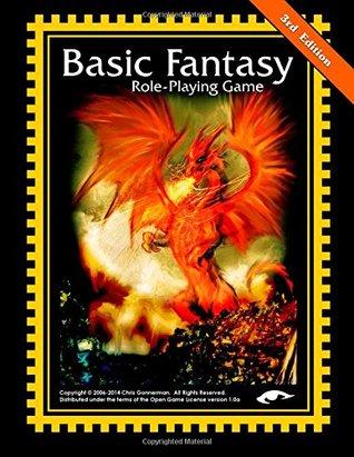 Basic Fantasy Role-Playing Game