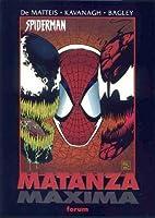 Spider Man Maximum Carnage By Tom Defalco