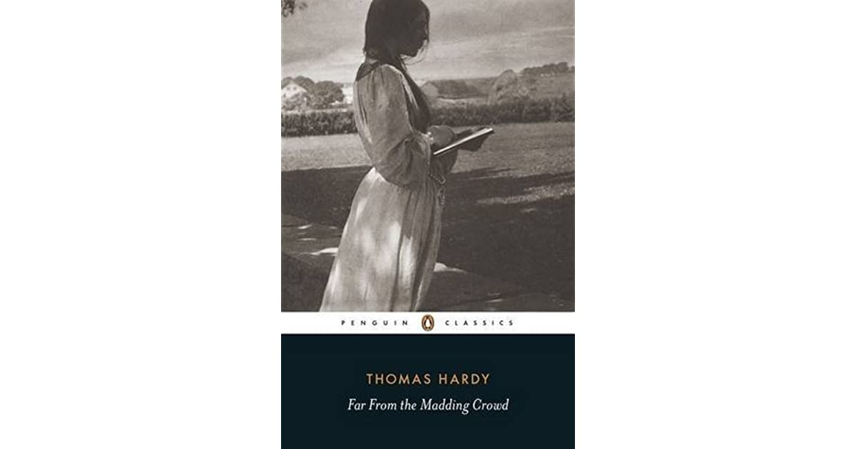 an analysis of bathsheba and gabriel oak in far from the madding crowd by thomas hardy Far from convincing - character misconstruction in thomas hardy's far from the madding crowd (eg gabriel oak wathsheba.