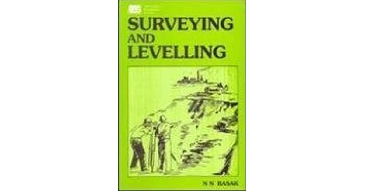 Surveying and levelling by nn basak fandeluxe Choice Image
