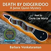 Death by Didgeridoo (Jamie Quinn Mystery #1)