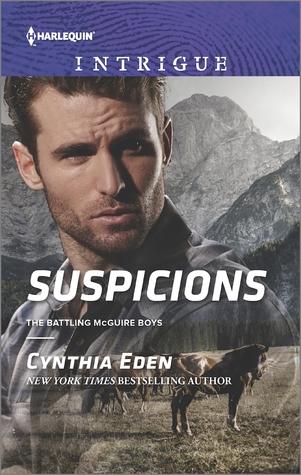 Suspicions (The Battling McGuire Boys, #3)