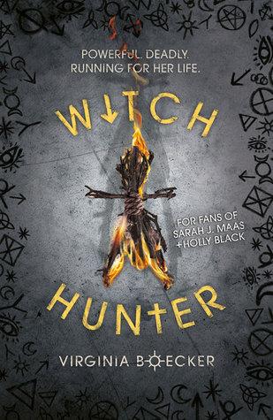 Witch Hunter by Virginia Boecker