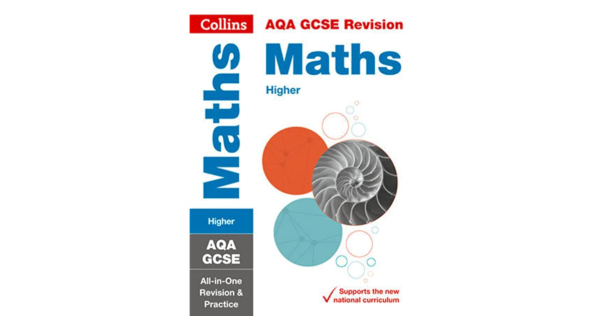 Exam Practice Workbook GCSE Maths Collins GCSE Revi, Higher Revision Guide