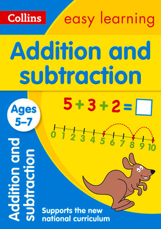 Addition and Subtraction Ages 5-7: KS1 Maths Home Learning and School Resources from the Publisher of Revision Practice Guides, Workbooks, and Activities. (Collins Easy Learning KS1) thumbnail