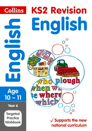 Collins KS2 Sats Revision and Practice - New 2014 Curriculum Edition — Year 6 English: Bumper Workbook