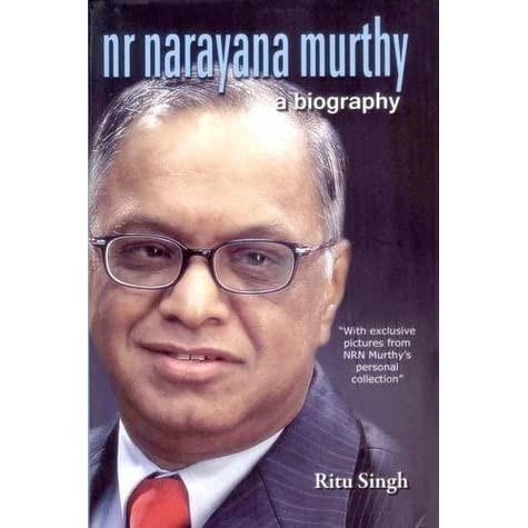 n r narayana murthy biography books