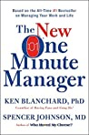 Book cover for The New One Minute Manager