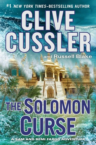The Solomon Curse by Clive Cussler