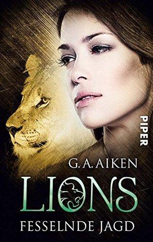 Fesselnde Jagd (Lions, #8)