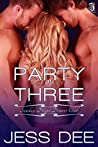 Party of Three (Sunday Night Dinner Club, #1)