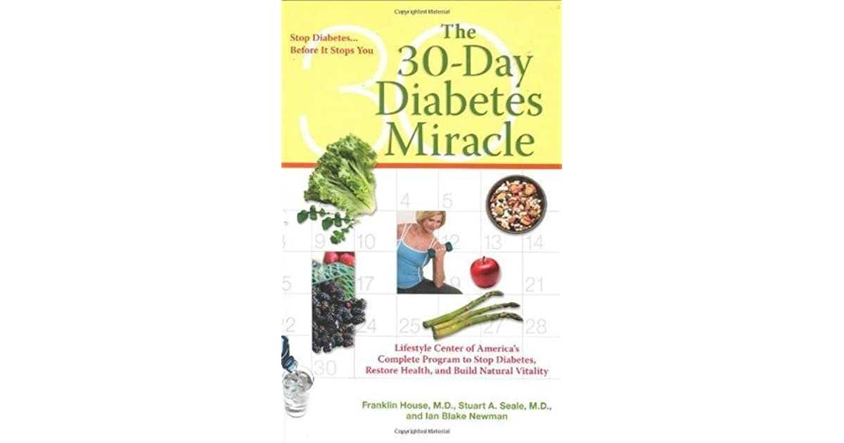 30 day miracle diet for diabetes